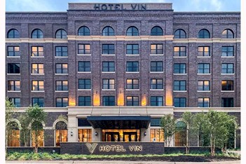 Grapevine, Texas, Welcomes the Hotel Vin