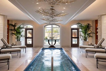 Largest Spa in Texas Debuts at Houstonian Hotel