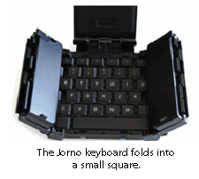 Jorno folding keyboard