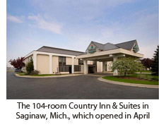 Country Inn and Suites in Michigan