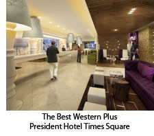 Best Western Plus President Times Square