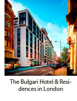 Bulgari Hotel & Residences in London