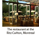 The Restaurant at the Ritz-Carlton, Montreal