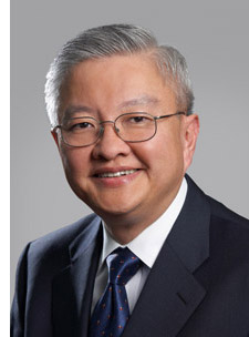 Ted Teng, CEO of Leading Hotels of the World