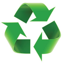 1009 recycle icon