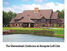 the Shenendoah Clubhouse