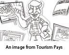 An image from Tourism Pays