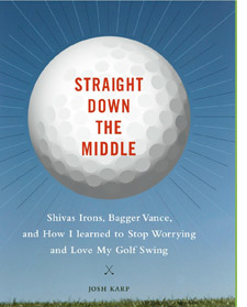 Straight Down the Middle cover