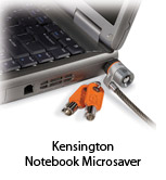 Kensington Notebook Microsaver, travel, gifts, meetings, events