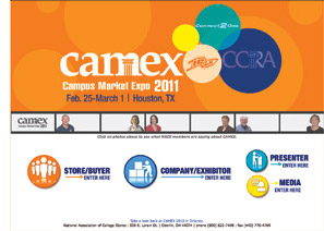 CAMEX website, meetings, events, conferences