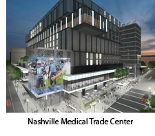 Nashville Medical Trade Center, medical meeting