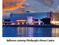 Pittsburgh Rivers Casino
