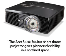 Acer S5201M Projector