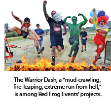 The Warrior Dash