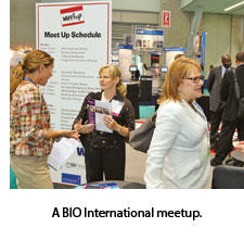 BIO International event