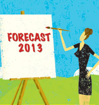 Forecast 2013 Illustration