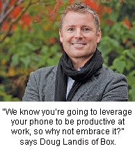 Doug Landis of Box
