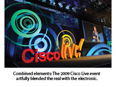 Cisco Live event