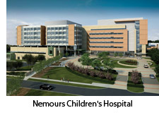 Nemours Children's Hospital, medical meetings