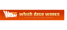 Which Date Works logo