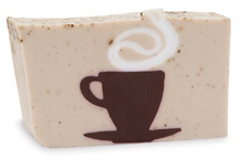 Primal Soap with coffee cup design