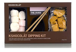 Dipping chocolate