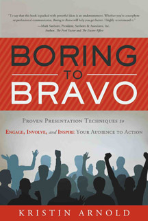 Cover of Boring to Bravo