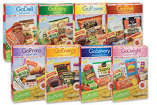 GoPicnic snack packs