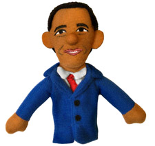 Puppet of President Obama