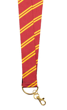 Gryffindor lanyard meetings events