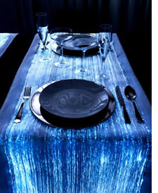 Luminight table runner