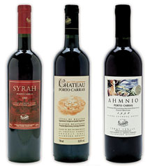 Greek Wines