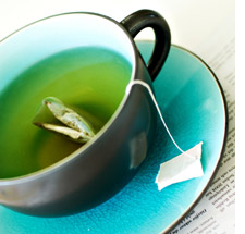 cup of green tea, food and beverage, F&B, meeting, event, convention