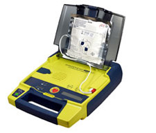 Defibrillator, meeting, event, convention