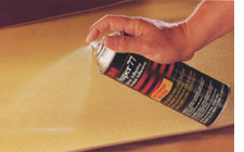 Spray adhesive, meeting, event, convention