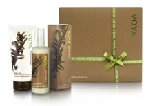 Voya spa products