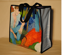 Tote bag from missionwear