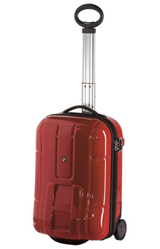 Heys rolling suitcase