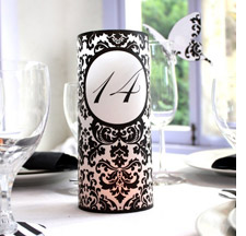 Damask Luminary