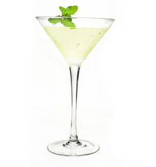 Treetini cocktail