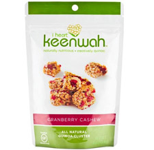 Bag of Keenwah clusters