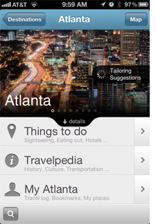 triposo screen shot