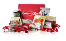 Love With Food gift