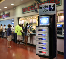 Bright Box charging station