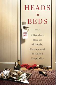 Heads in Beds book jacket