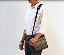ModulR shoulder ipad case