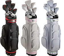 Adams golf gift bag