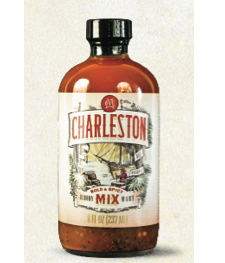 Charleston Mix Bold & Spicy Bloody Mary Mix