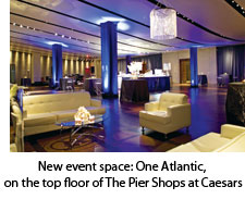 One Atlantic in The Pier Shops at Caesars