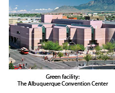 The Albuquerque Convention Center